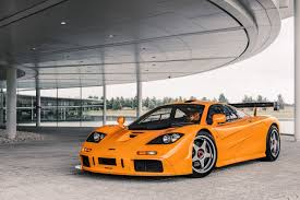 The Mclaren F1 is more than just a former world's-fastest car. With its carbon-fiber body, gold-lined engine bay, 6.1-liter BMW M V12, and center driver's seat, it just might be the coolest car ever made.