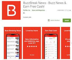 Buzzbreak news