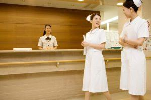 Nursing assistant Nursing motivation Hospital Medical Townwork column Part-time job employment Job information Townwork town work