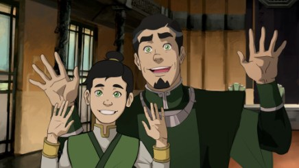 Bolin and Little Luan