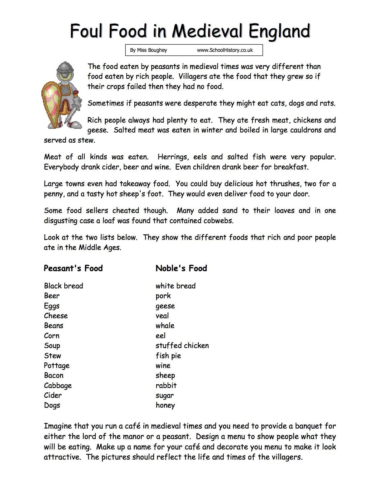 Literacy Worksheets Ks3 Printable
