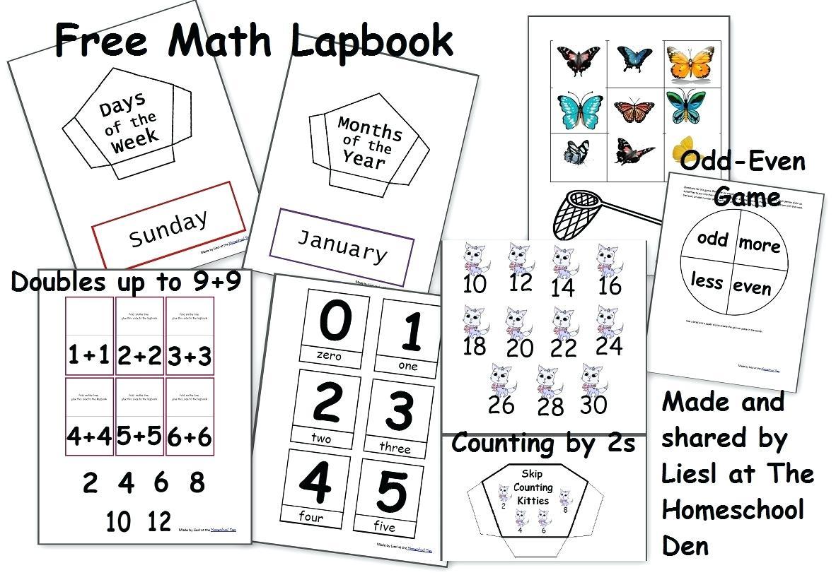 Homeschooling Paradise Free Printable Math Worksheets