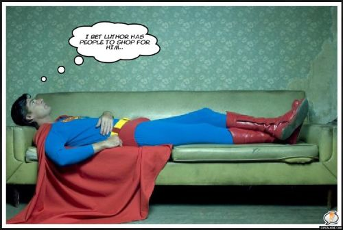 superman_after_shopping