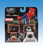 Marvel Minimates Armored Daredevil and Moon Knight