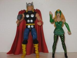 Secret Wars Thor and Enchantress