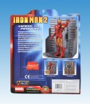 Marvel Select Iron Man Package Back