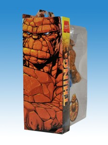 Marvel Select Thing Package Side