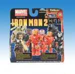 Iron Man 2 TRU Exclusives Series 2 Package Back