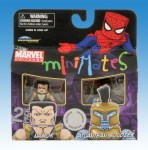 Marvel Minimates TRU Wave 8 Namor and Atlantean Soldier Front
