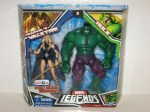 Hulk and Valkyrie package front