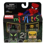Marvel Minimates Series 38 Big Time Spider-Man and Shadowland Iron Fist