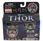 Toys R Us Thor Minimates Thor and Destroyer