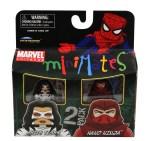 Marvel Minimates Series 38 White Tiger and Hand Ninja