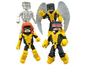 Marvel Minimates X-Men First Class Movie Box Set