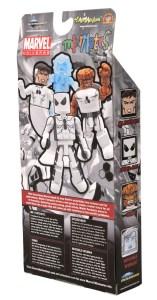 Marvel Minimates Future Foundation Box Set Exclusive - Back