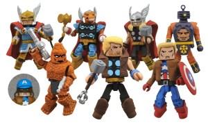 Marvel Minimates Series 42 Group