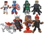 Marvel versus Capcom Minimates Series 3 TRU Stores