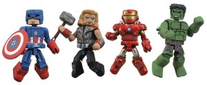 Marvel Minimates Series 45