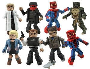 Marvel Minimates Series 46 - The Amazing Spider-Man - TRU Wave