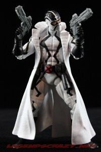 The Return of Marvel Legends Wave Two Fantomex 009