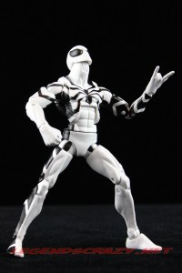 The Return of Marvel Legends Wave Two Spider-Man Future Foundation Variant 010