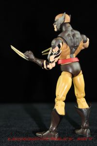 The Return of Marvel Legends Dark Wolverine Masked Variant 007