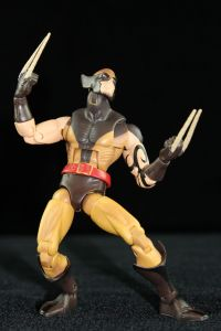 The Return of Marvel Legends Dark Wolverine Masked Variant 008