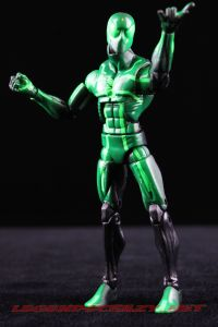 The Return of Marvel Legends Wave Two Big Time Spider-Man 006