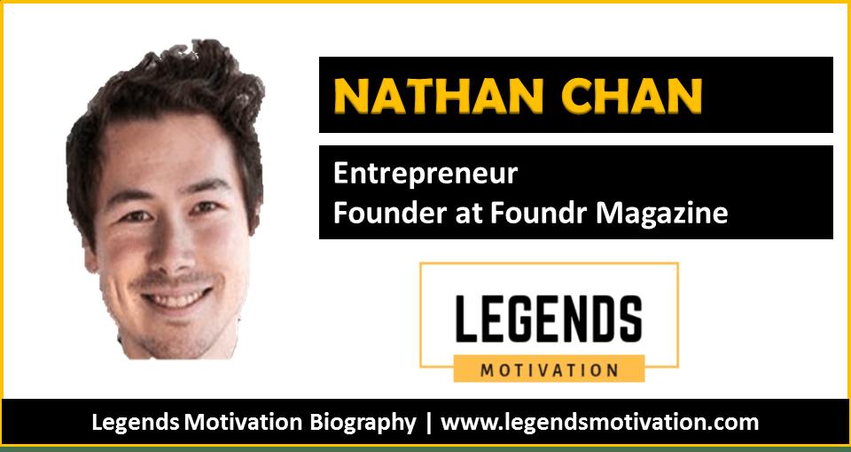 Nathan Chan biography