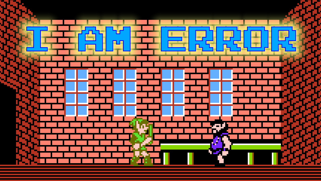 Whats Up With The I Am Error Guy In Zelda II Legends Of Localization