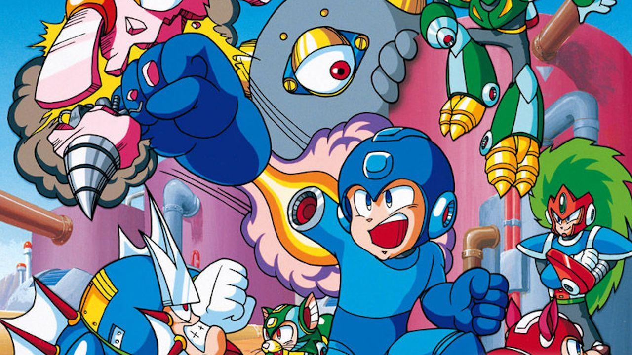 Mega Man Vs Ending Was A Bit Different In Japanese