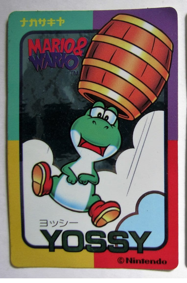 24 Times Yoshi Was Called Yossy Legends Of Localization