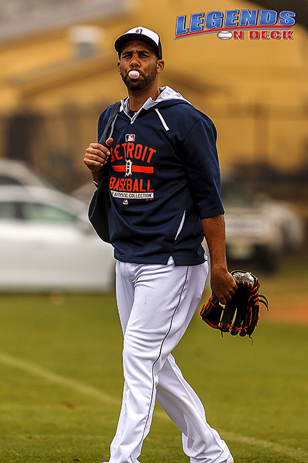 David Price is on the move again, as he was traded to the Blue Jays on Thursday. (Gabe Rodriguez)