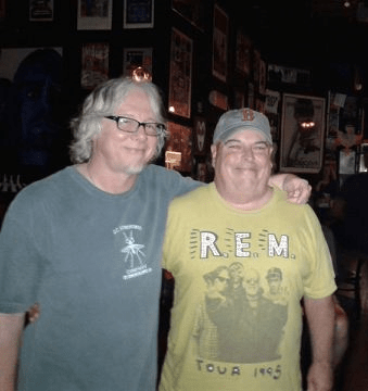 Mike Mills and Brian 3-31-15