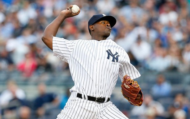 New York Yankees' Top Prospect RHP Luis Severino  made his Major League Debut on Wednesday at Yankee Stadium.  (ww.nj.com)