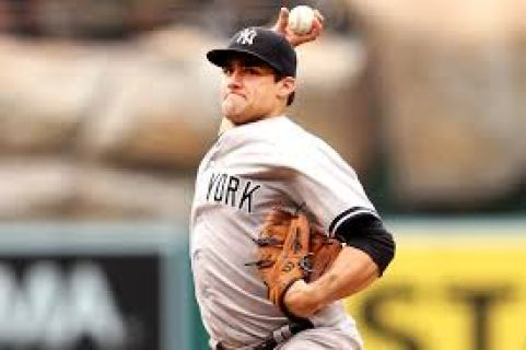 RHP Nathan Eovaldi has impressed with his solid outings for the Yankees and his 14 wins this season.  (www.nypost.com)