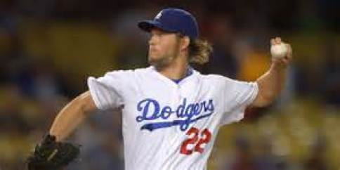 Dodgers' Ace Clayton Kershaw earned his 15th win of the season as LA defeated the D-backs 6-3. (www.dodgersbeat.com