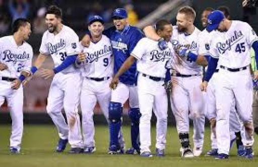 The Kansas City Royals' 8th inning  5 run rally helped them tie the series and force a Game 5 in the ALDS.  (mlb.com)