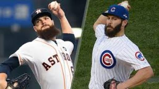 The Astros' Dallas Keuchel and Cubs' Jake Arrieta have been named the 2015 Cy Young Award Winners. (foxsports.com)