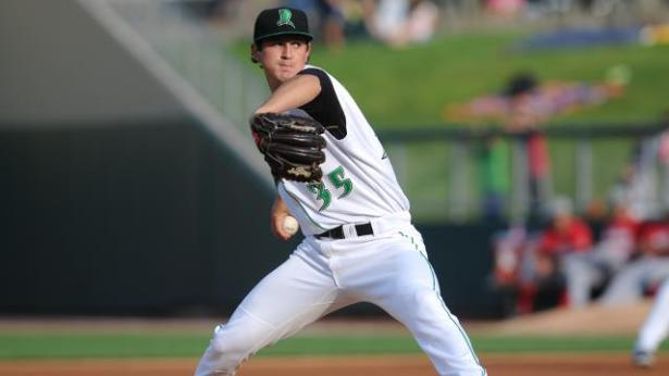 RHP Tyler Mahle pitched a no-hitter on Monday. (Photo:www.Reds.com)