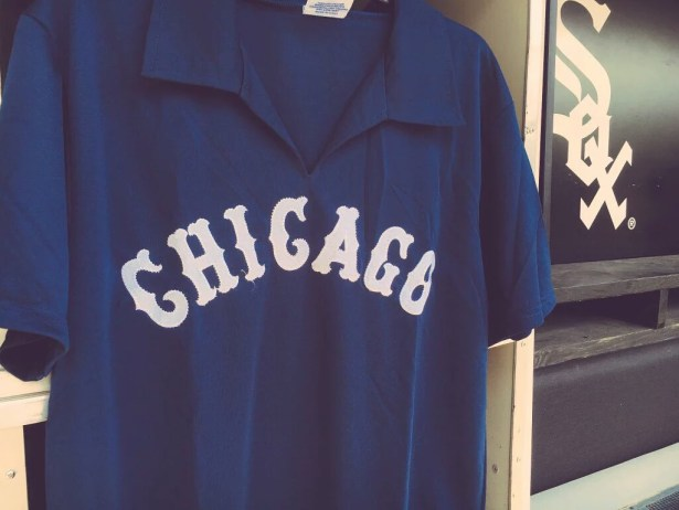 These are the Chicago White Sox throwback uniforms that were allegedly the cause of a clubhouse incident involving Chris Sale. (Photo: Chicago White Sox)