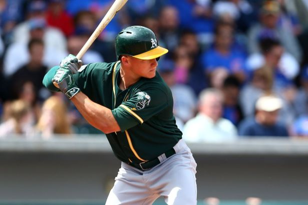 A's prospect Matt Chapman. (Photo:usatoday.com)