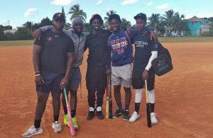 Bahamian Minor Leaguers
