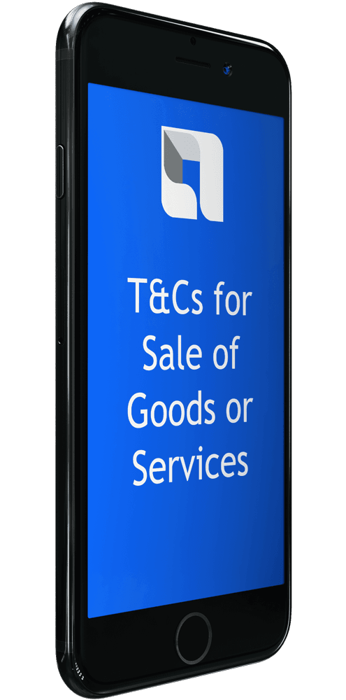 Mobile Online Sales Policy for Goods or Services