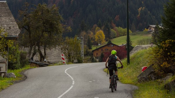 Cycling in Morzine - Routes