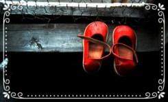 Le Scarpette Rosse - Hans Christian Andersen