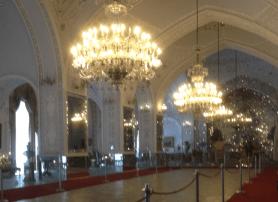 Golestan Palace, Mirror Hall
