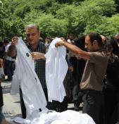 Shirts, Tehran bazaar