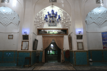tomb of Shah Nematallah