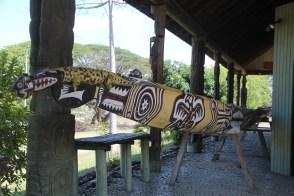 PNG canoe